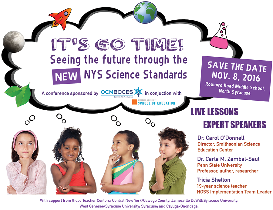 IT'S GO TIME Science Conference