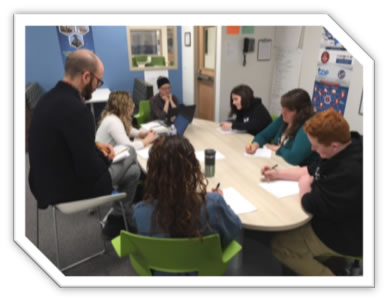 Instructional Rounds in PBL Schools