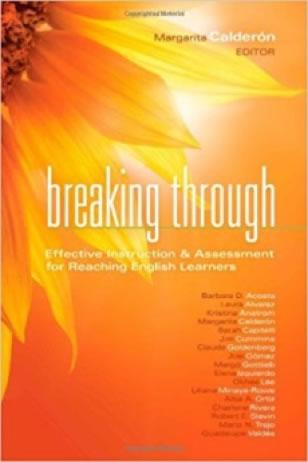 'Breaking Through' book cover