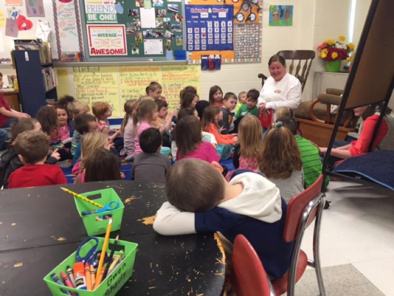 Empathy classroom image