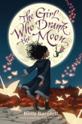Book - The Girl Who Drank the Moon