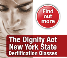 The Dignity Act NYS Certification Course