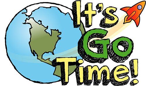 It's Go Time Logo
