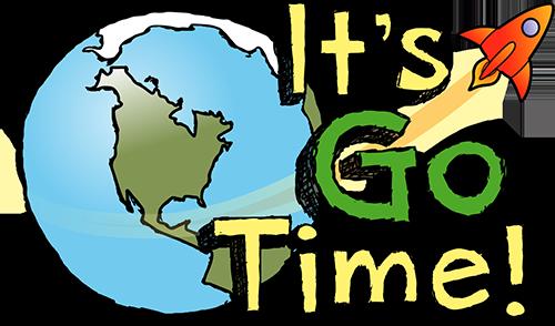 It's Go Time Logo