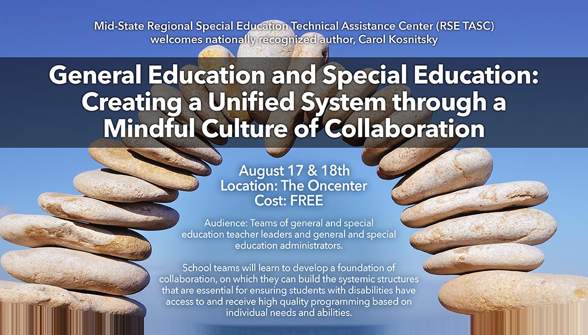 RSETASC Summer Institute • August 16 & 17